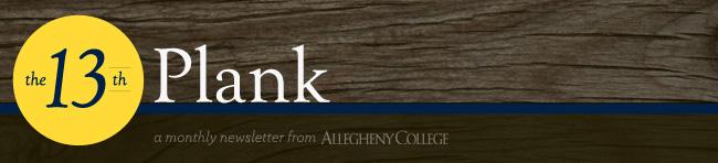 The Thirteenth Plank